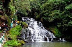 Elephant falls , shillong
