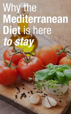 Mediterranean diet - learn about the health benefits | http://Scrubbing.in