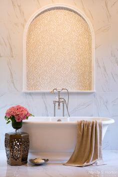 Void Elegant Interior : Wanda S. Horton - Interior Designer in Charlotte NC  Interior Design ...