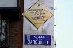 Calle de Barquillo ( Madrid )