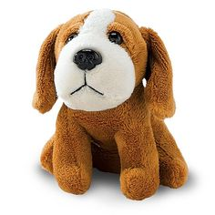 Hound Mini Plush - Plush Mini Hound These puppy dogs are cute & adorable. An ideal gift for a dog Puppy Birthday Parties, Puppy Party, Dog Birthday, Barnyard Party, Farm Party, Party Stores, Party Shop, Party Bag Toys, Party Kit