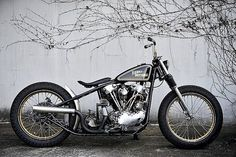 Hard Tail Bobber-Oh I could definitely see myself on this!!