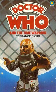 Doctor Who and the Time Warrior (Doctor Who Library (Target) #65) by Terrance Dicks