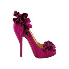 Туфли ❤ liked on Polyvore featuring shoes, pumps, heels, sapatos, обувь, christian louboutin pumps, christian louboutin shoes, heel pump and christian louboutin