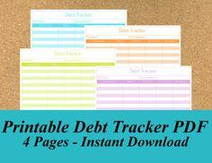 Instant Download Printable Check Register Pdf  Pages HttpWww
