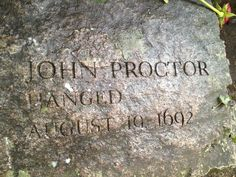 Salem massachusetts salem witch trials the stones july 10 and july
