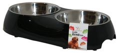 Best Pet Supplies BW02 - Double Feeding Bowls for Pets ** Quickly view this special dog product, click the image : Dog stuff
