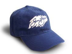 Not sure what to get a NASCAR art collector, how about a hat from the Sam Bass gallery!