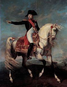 1- Ils sont partis par là….. Napoléon à Wagram