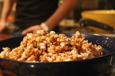 My Soul is the Sky: Caramel Popcorn