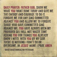 Daily Prayer                                                                                                                                                      More
