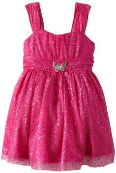 Amy Byer Little Girls' Party Dress, Pink, 4 Amy Byer http://www.amazon.com/dp/B00CI2KPFS/ref=cm_sw_r_pi_dp_-BIjub1K3A4A3