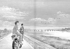 Un ciel Radieux – Jirô Taniguchi | Ma petite Médiathèque
