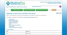 medlineplus.gov-information from the National Institutes of Health.  Covers more than 900 conditions and a drug/supplement guide.