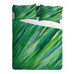 Rosie Brown Blades Of Grass Sheet Set   DENY Designs Home Accessories   #bed #sheets #bedding #bedroom #homedecor #art #denydesigns #rosiebrown