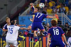 Japón y Grecia empatan y dan la clasificación a Colombia