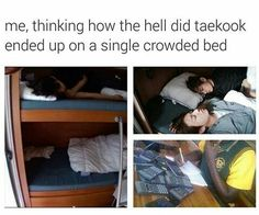 Dead serious all jokes aside I think Vkook is real. Out of all my Bangtan ships this is the only one I would bet on