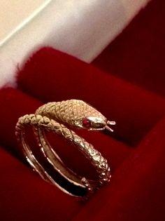 Snake Ring, £250.00