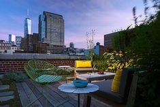 Apartamento com espetacular combinação do rústico com o moderno - limaonagua