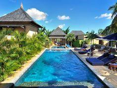 Maradiva Villas Resort and Spa, Mauritius. Rated 9.0
