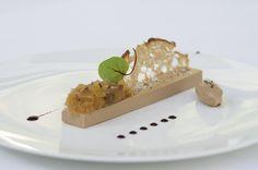 Fois Gras parfait, Autumn chutney and toasted Poilane at Orrery.