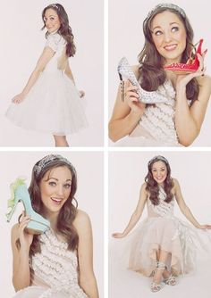 laura osnes being adorable
