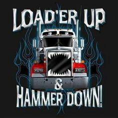 Loader up and hammer down