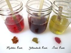 Testing herbs & spices for pH stability