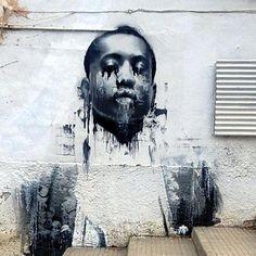 Conor Harrington New Mural In Mallorca, Spain