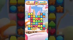 Cookie Jam Level 1 World Record Android Gameplay HIGHSCORE Cookie Jam Level 1 World Record Android Gameplay HIGHSCORE