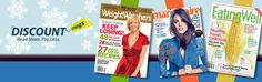 Get DiscountMags Promo Codes for this week Hot Deals