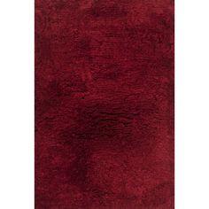 Loloi Mason Shag MH-01 Crimson Rug http://www.arearugstyles.com/loloi-mason-shag-mh-01-crimson-rug.html