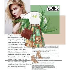 YOINS III/16 by amra-mak on Polyvore featuring moda, Gianvito Rossi, Kenneth Cole, vintage and yoins