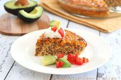 Easy #Taco #Pie #recipe via All Day I Dream About Food http://www.yummly.com/recipe/Easy-Taco-Pie-1261750