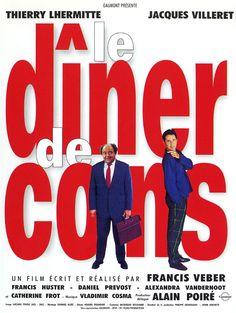 Un classique du cinéma français qui me fait toujours mourir de rire!