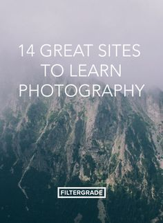 14 Great Sites to Learn Photography