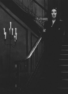 I never admired Disney princesses. I wanted to grow up to be Morticia Addams