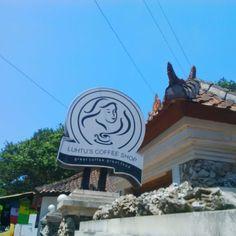 Luthu cafe in Sanur Bali