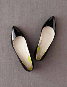 I've spotted this @BodenClothing Pointed Pump Black