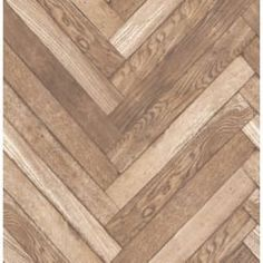 Distinctive Parquet Wood Wallpaper Natural Beige (FD40881)