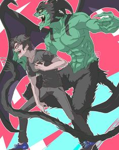 Devilman crybaby by TomatoStyles on DeviantArt Devilman Crybaby, Manga Art, Manga Anime, Anime Art, Hxh Characters, Fantasy Characters, Cute Anime Pics, Anime Love, Arte Gundam