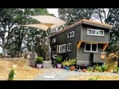 """Tiny LUXURY House- All Off-Grid! """"Tiny House Chattanooga""""! - YouTube"""
