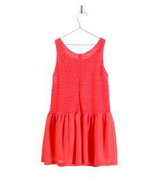 COMBINATION DRESS from Zara