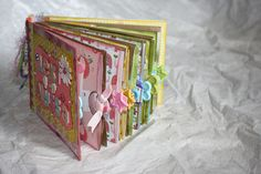 My First Paper Bag Mini Album | Flickr - Photo Sharing!