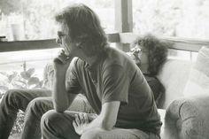 George Harrison & Jeff Lynne