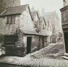 Steelhouse Lane 1800s London 1800, Old London, London Pubs, Victorian Street, Victorian Era, Wales, Birmingham City Centre, Walsall, Birmingham England