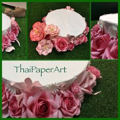 24 best paper flower images on pinterest paper flowers bangkok we provide high quality of paper flowers for every beautiful craft projects wedding reception and mightylinksfo