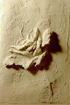 """""""fiore""""  cm 21x30 tecnica mista su carta #cristianabrondi"""