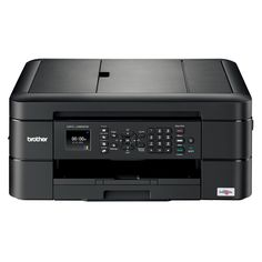 Brother MFCJ480DW, Inkjet Multi-function Printer, A4,  Duplex Wireless + USB / Wireless