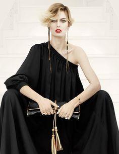 Flecos pendientes - Compras Elle - Moda Primavera Verano 2013 - Elle - ELLE.ES
